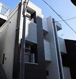 愛知県名古屋市北区杉栄町2丁目の賃貸アパートの外観