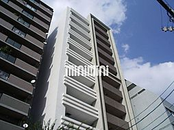 ロイジェント栄[3階]の外観