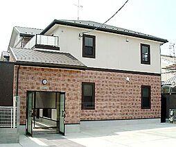 京都府京都市上京区筋違橋町の賃貸アパートの外観