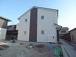 兵庫県明石市大蔵八幡町の賃貸アパートの外観