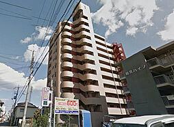 鶴見緑地ハイツ弐番館[8A号室]の外観
