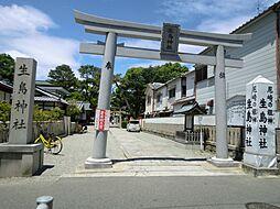 るぽ栗山[2階]の外観