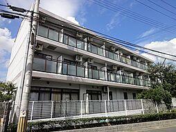 京都府京都市西京区御陵溝浦町の賃貸マンションの外観