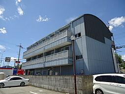 兵庫県神戸市北区有野中町3丁目の賃貸マンションの外観
