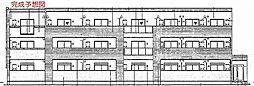 サニーレジデンス稲田本町[206号室号室]の外観