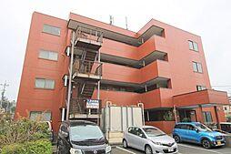 羽田第二ビル[3階]の外観