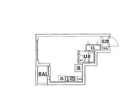 Amax梅島[3階]の間取り
