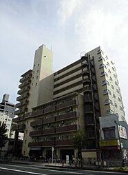 東京都豊島区東池袋5丁目の賃貸マンションの外観
