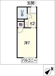 スペース12[1階]の間取り