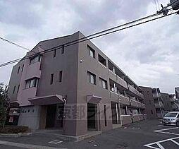 京都府京都市右京区常盤柏ノ木町の賃貸マンションの外観