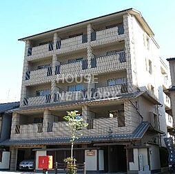 京都府京都市東山区五軒町の賃貸マンションの外観