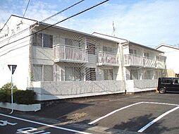 タウニィ霧島[2階]の外観
