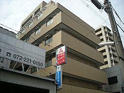 サンシャイン竜神橋[4階]の外観
