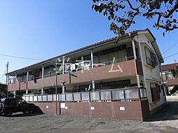第2稲荷台ハイツ[1階]の外観