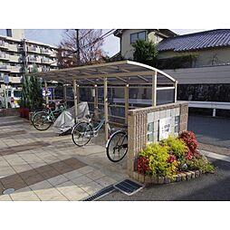 奈良県奈良市宝来1丁目の賃貸アパートの外観