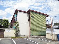 ユニメントワカタケ[2階]の外観