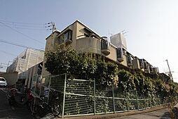 兵庫県西宮市松園町の賃貸マンションの外観