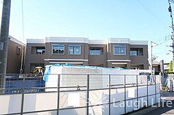 笠幡アパートII期[2階]の外観