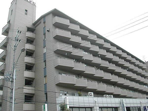 SSKビル 8階の賃貸【奈良県 / 奈良市】