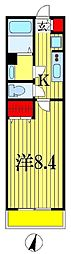 LIVLI・クレア[3階]の間取り
