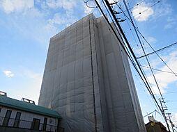 クレシア布施[2階]の外観