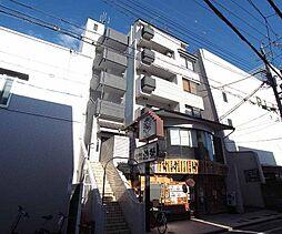 京都府京都市伏見区伯耆町の賃貸マンションの外観