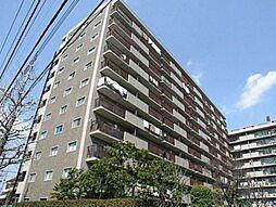 多摩市稲城マンション[1階]の外観