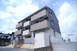アムール中井[2階]の外観