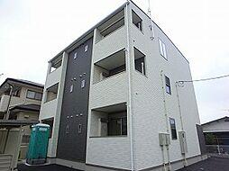 御幸本町 1K アパート[3階]の外観