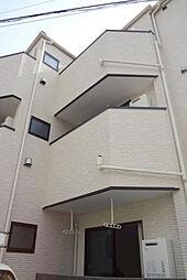 神奈川県川崎市麻生区王禅寺西1丁目の賃貸アパートの外観