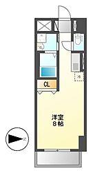 サン・名駅太閤ビル[5階]の間取り