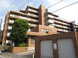 ライオンズマンション京成大久保[5階]の外観