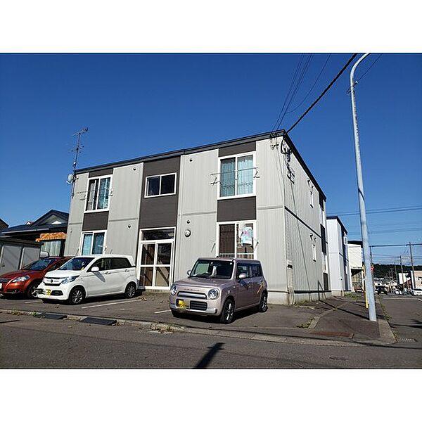 グランデクローバーA棟 1階の賃貸【北海道 / 室蘭市】