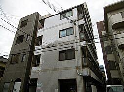 西田ハイツ天王寺[2階]の外観
