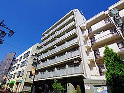 ヒルハウス コンフォートI[5階]の外観