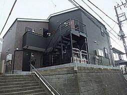 神奈川県横浜市港北区小机町の賃貸アパートの外観
