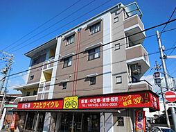 大阪府守口市金田町1丁目の賃貸マンションの外観