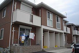 オーク・ヴィレッジA[1階]の外観