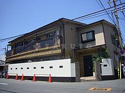 アパートメント瀬里奈[1階]の外観