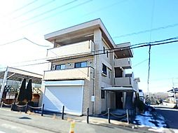 栃木県宇都宮市清原台4丁目の賃貸マンションの外観