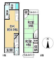 山科駅 380万円