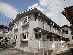 広島県広島市安佐南区祇園5丁目の賃貸アパートの外観