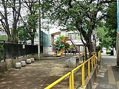 周辺環境:若羽児童遊園地