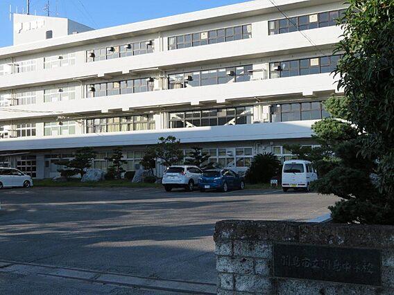 羽島中学校 徒...