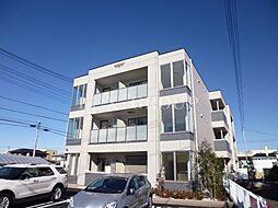 東京都三鷹市牟礼6丁目の賃貸マンションの外観