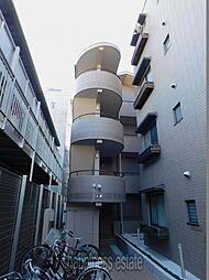 相南フラッツA棟[4階]の外観