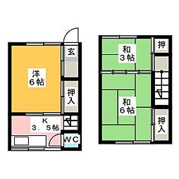町屋駅 6.1万円