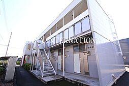 東京都小金井市貫井南町1の賃貸アパートの外観