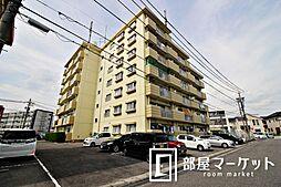 愛知県豊田市大林町16丁目の賃貸マンションの外観