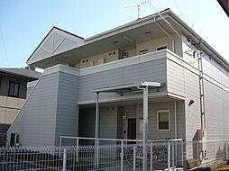 兵庫県姫路市北条梅原町の賃貸アパートの外観